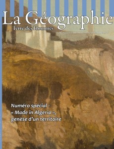 Jean-Joseph Bellel (1816-1898), paysage algérien, détail. D.R.